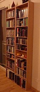 Ma bibliothèque aussi elle est belle ^^